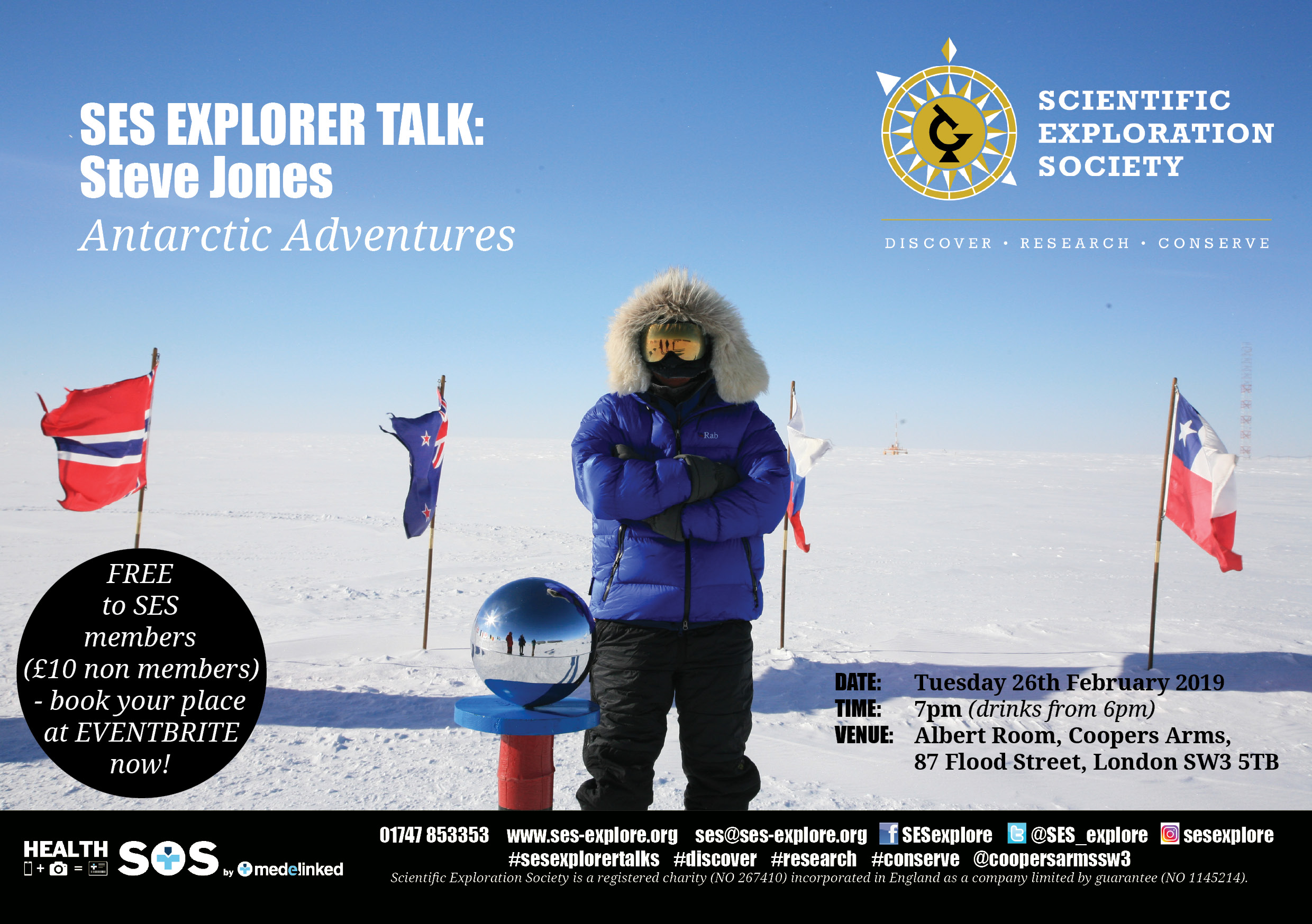 SES Explorer Talk Steve Jones 260219 NEW